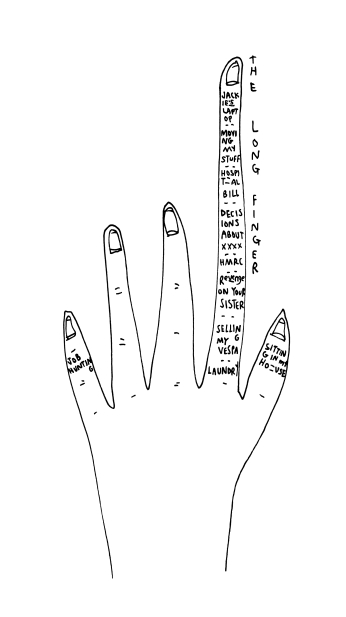 The Long Finger_jennyhaytch
